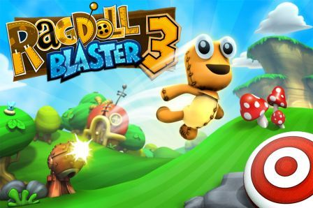 Ragdoll Blaster 3 for iphone