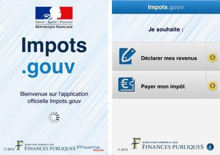 L'application Impots.gouv s'enrichit avec de nouvelles fonctionnalités