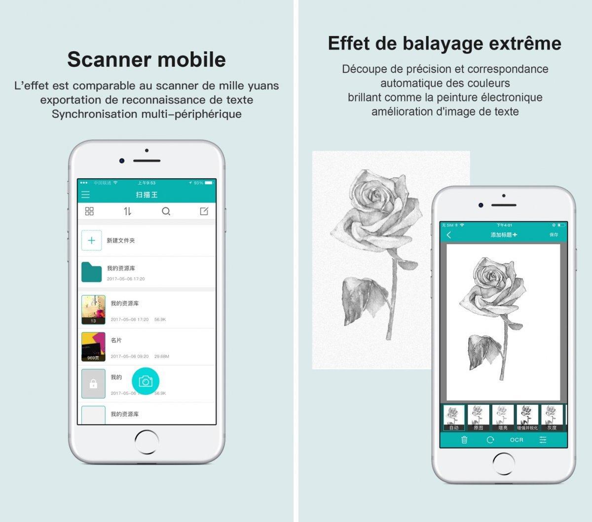 Meilleur Application Scanner Iphone Gratuit
