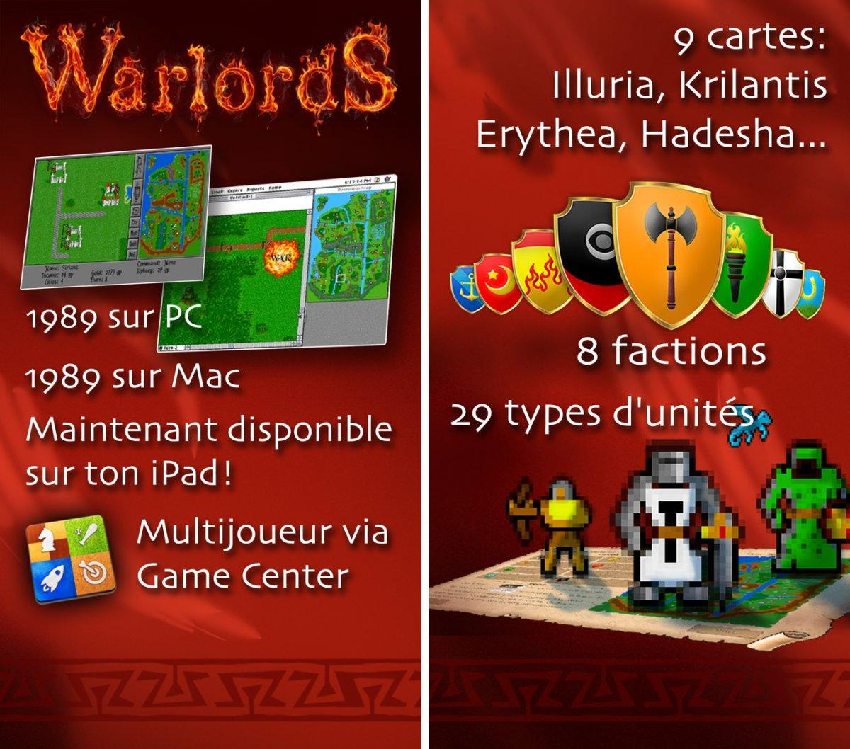 warlords-classic ipa ipad iphone