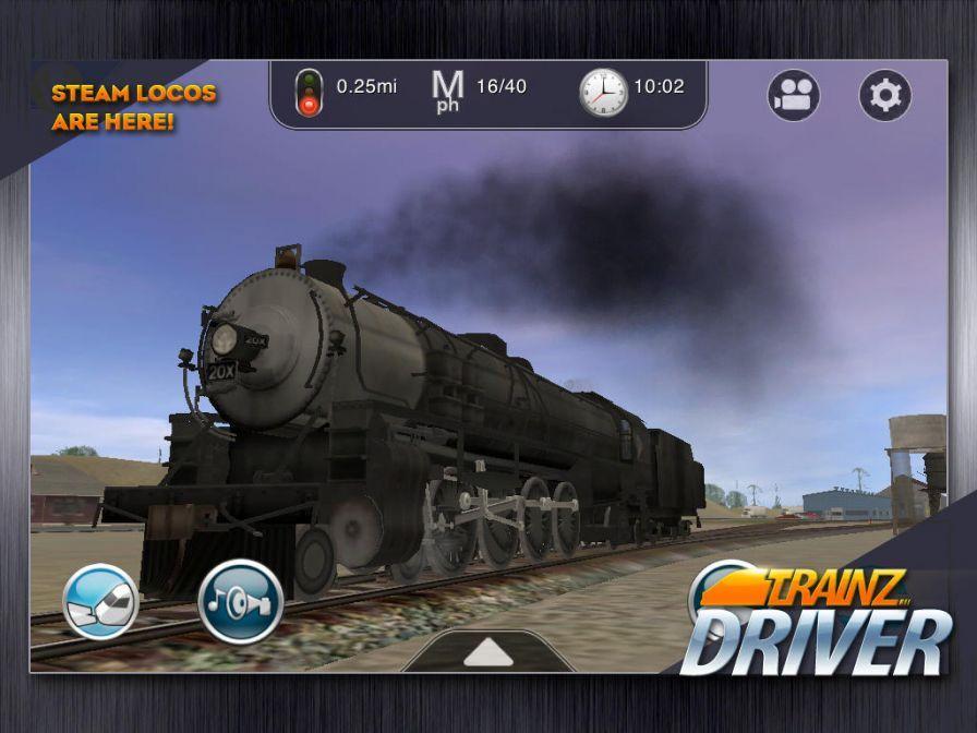 trainz driver ipad train simulator iphone