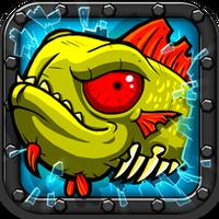 Bons plans ipad zombie fish tank block fortress war for Zombie fish tank