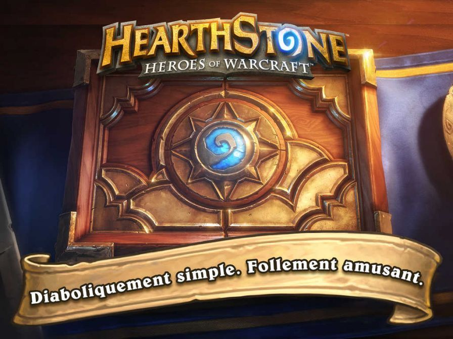 Test de Hearthstone: Heroes of Warcraft pour iPad