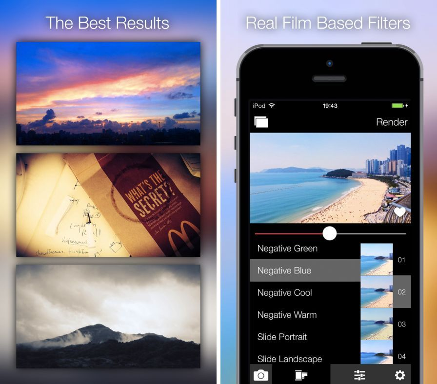 Bons plans iphone analog video stackables tweetroot for Portent root word