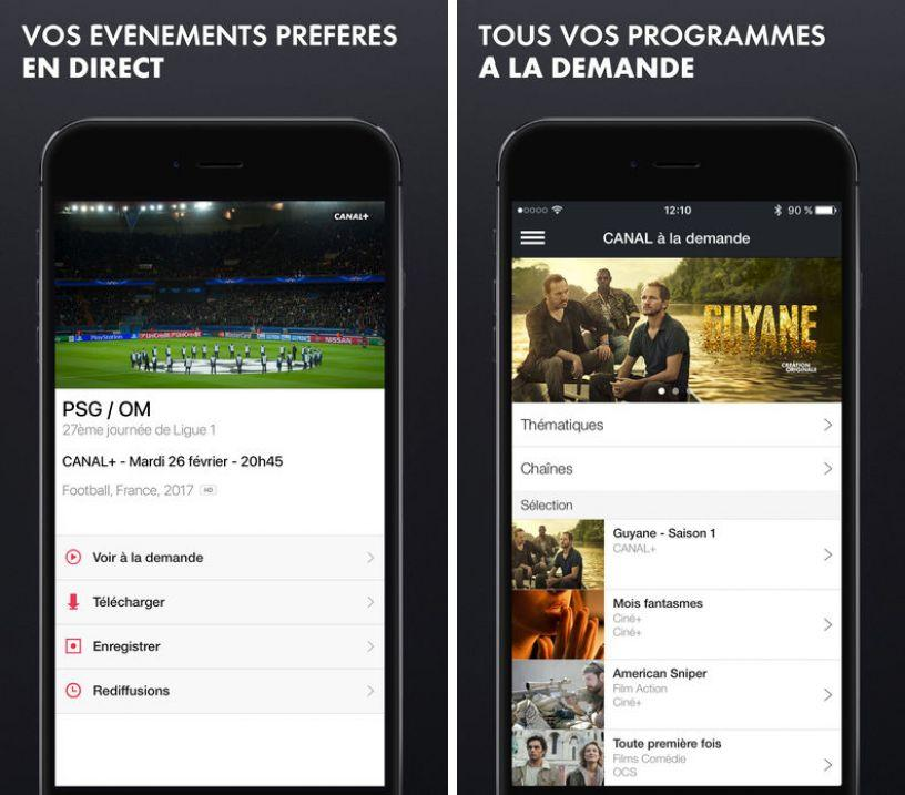 mycanal-la-tv-by-canal-en-dire ipa ipad iphone