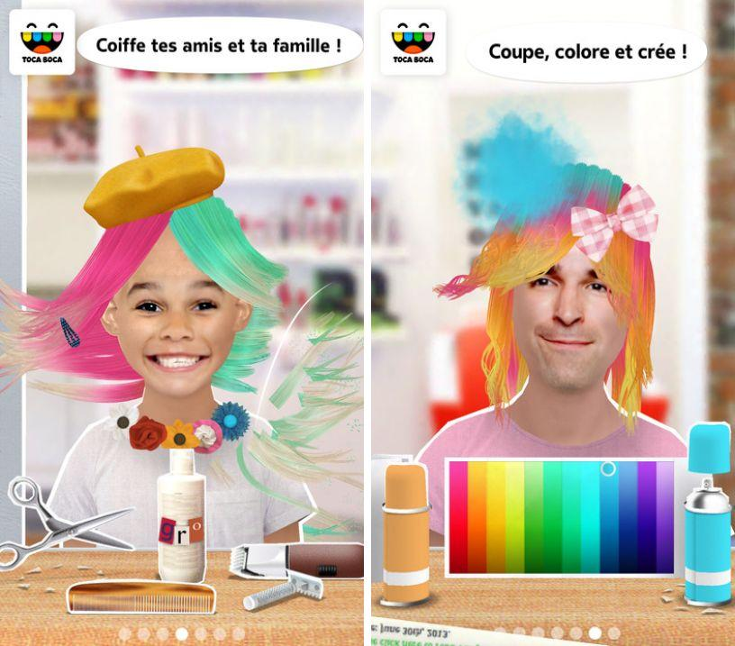 Bons plans ipad polyphonic tower of fortune 2 the for Toca hair salon me gratuit