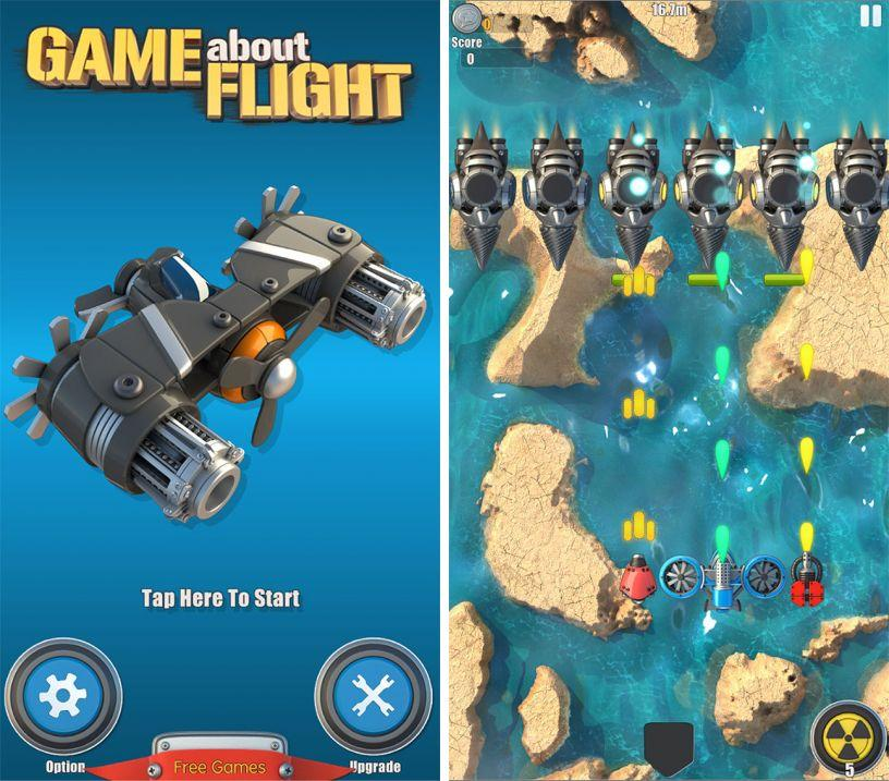 game-about-flight-2 ipa ipad iphone
