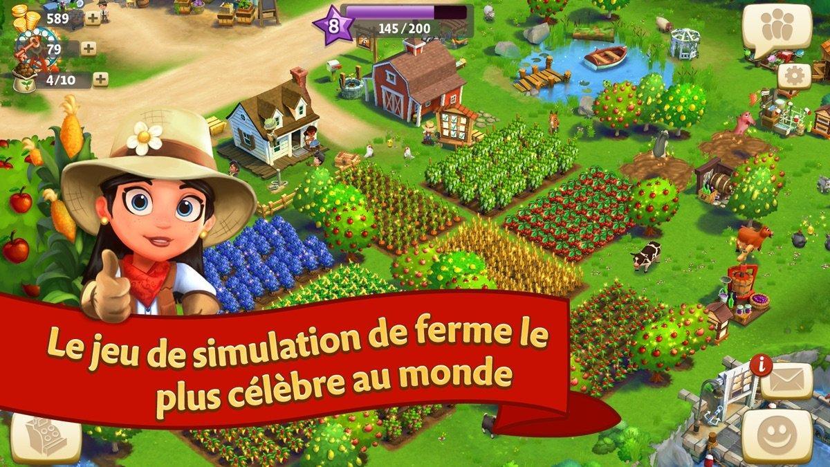 ESCAPADE RURALE FARMVILLE GRATUITEMENT TÉLÉCHARGER 2