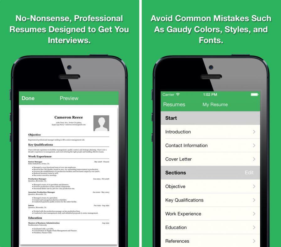 bons plans iphone   smart resume pro  equalizer pro