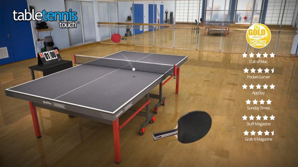 table-tennis-touch ipa ipad iphone