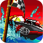 pixel-boat-rush ipa ipad iphone
