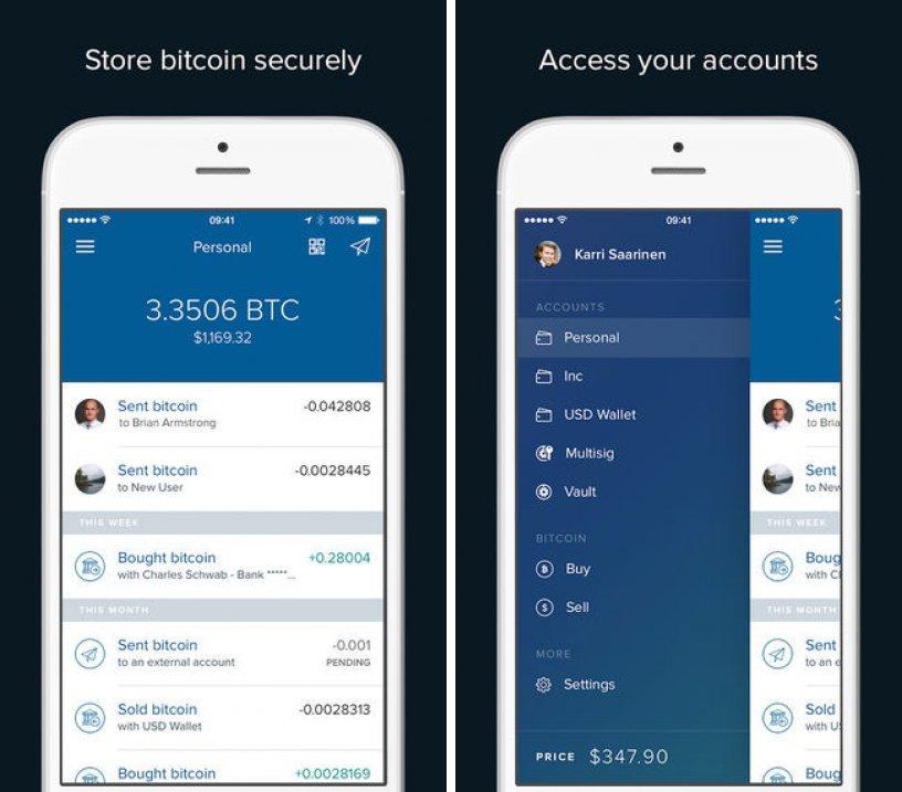 Coinbase Bitcoin Wallet Ipa Iphone