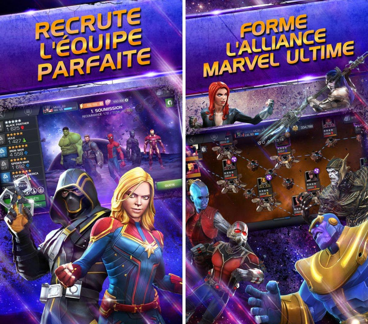 marvel-tournoi-des-champions ipa ipad iphone