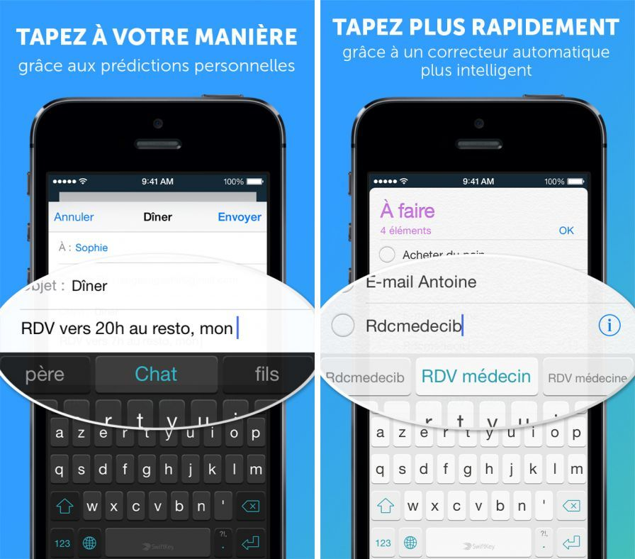 clavier-swiftkey ipa iphone ipad