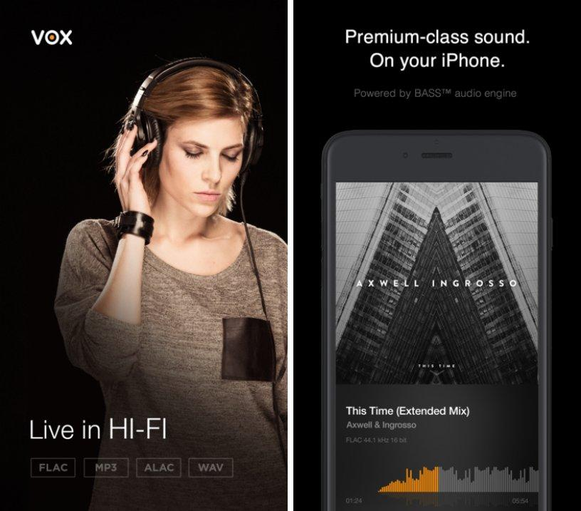 vox ipa iphone