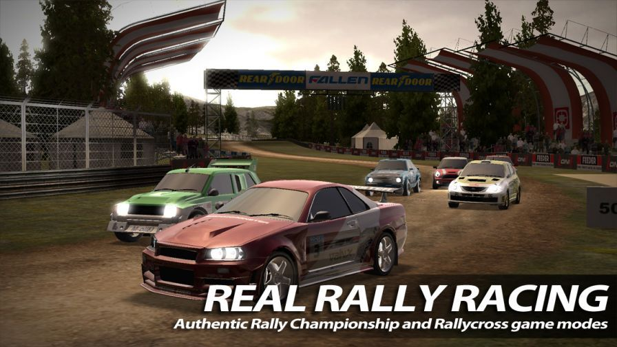 rush-rally-2 ipa iphone ipad