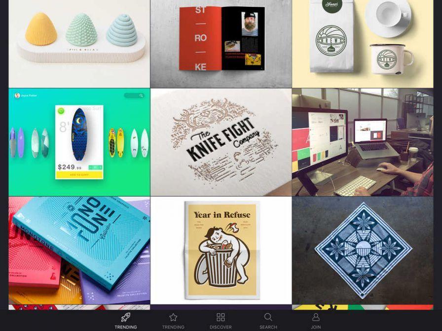 Design Hunt 2.1 : l'app pour les esthètes supporte iPad Pro et 3D Touch