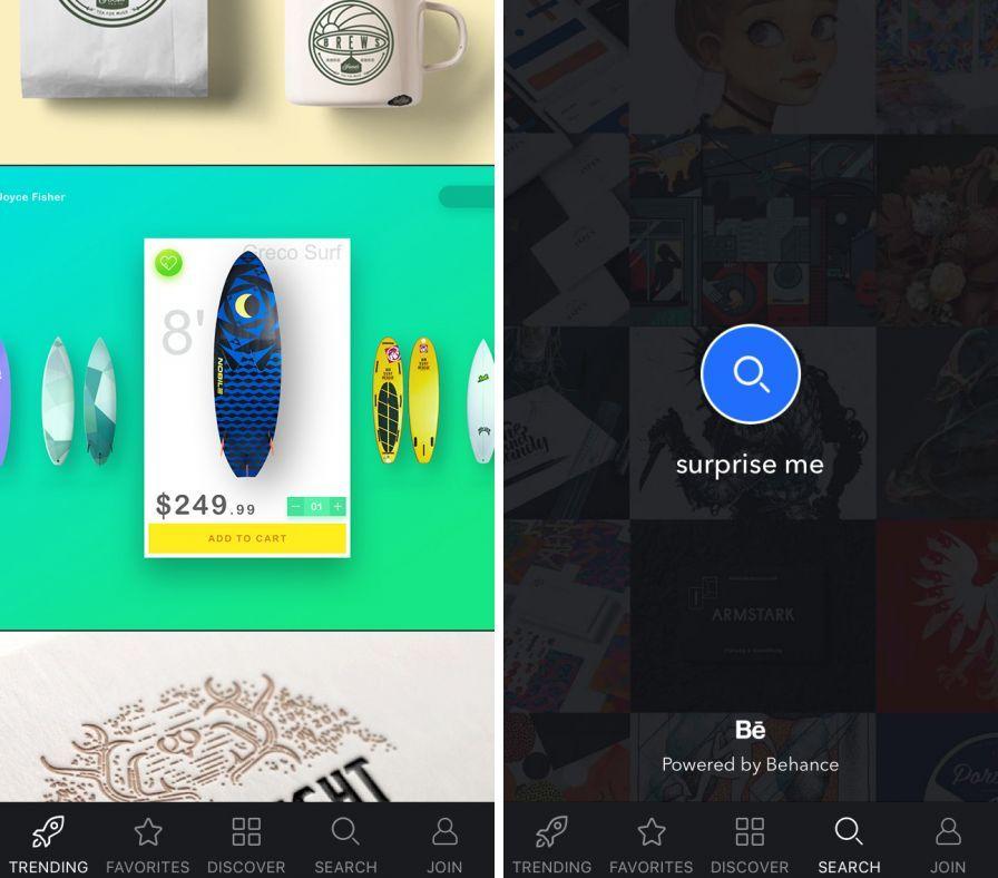 design hunt 2 1 l 39 app pour les esth tes supporte ipad pro et 3d