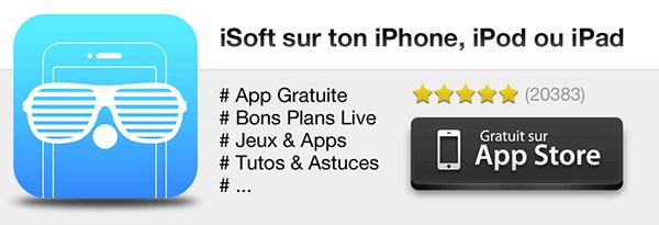 Télécharger gratuitement l'app iSoft par iPhoneSoft sur App Store